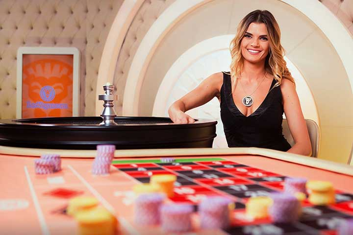live roulette india